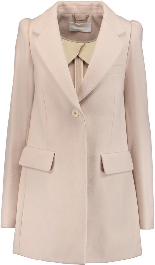 Chloé Chloé Wool coat