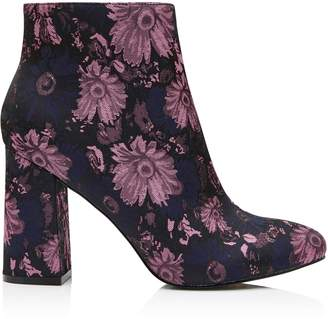 Forever New Bell Brocade Ankle Boots