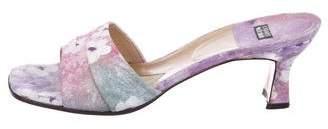 Stuart Weitzman Monet Slide Sandals