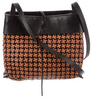 Kara Woven Leather Bag