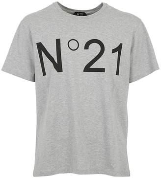 N°21 N.21 Logo Print T-shirt