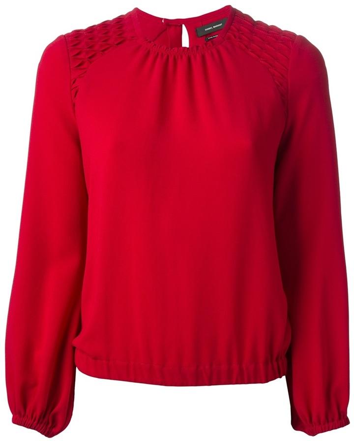 Isabel Marant 'Eydie' blouse