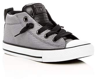 Converse Unisex Chuck Taylor All Star Street Mid Top Sneakers - Toddler, Little Kid, Big Kid