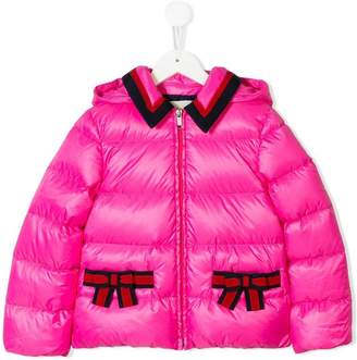 4b4ac5186 Gucci Pink Girls  Outerwear - ShopStyle
