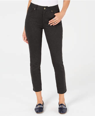 Tommy Hilfiger Skinny Five-Pocket Ponte Pants