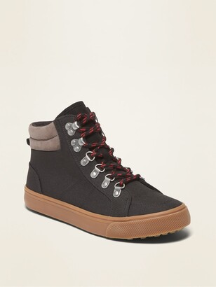 Old Navy Nylon Hybrid Hiker Boots for Boys