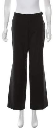 Jean Paul Gaultier Mid-Rise Wide-Leg Pants