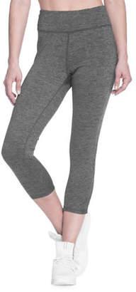 Gaiam Om Yoga Capri Leggings