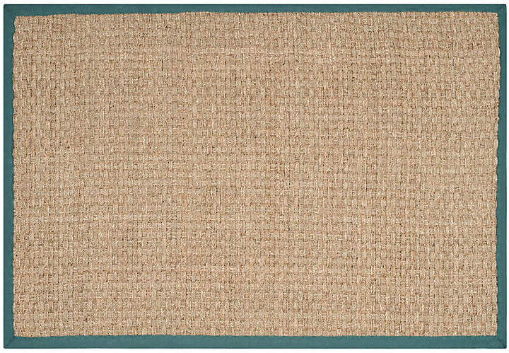 Malcom Sea-Grass Rug - Teal - 3'x5'