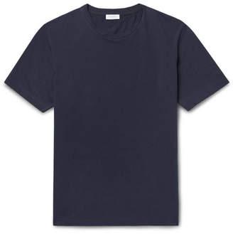 Sunspel Riviera Cotton-Mesh T-Shirt