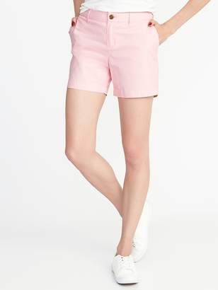 Old Navy Mid-Rise Everyday Shorts For Women - 5 inch inseam
