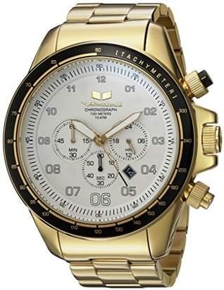 Vestal 'ZR3' Quartz Stainless Steel Casual Watch