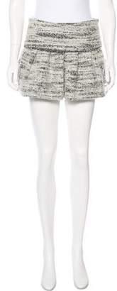 Isabel Marant Wool-Blend Mini Skirt