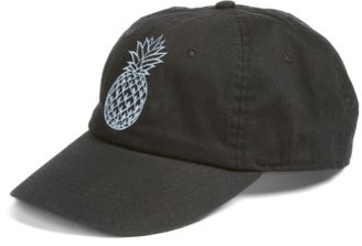 Women's O'Neill Bliss Embroidered Ball Cap - Black $22 thestylecure.com