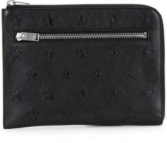 Saint Laurent zipped wallet