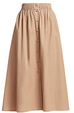 By Any Other Name Women's Cotton Twill Tea Skirt