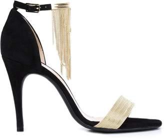 Lanvin chain strap sandals