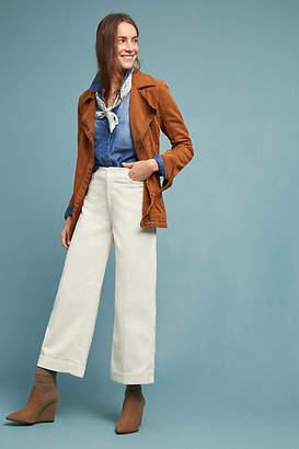 AG Jeans Etta Ultra-High Rise Wide-Leg Jeans