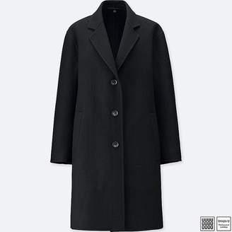 Uniqlo Women's U Double Face Overcoat