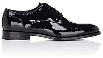 Barneys New York MEN'S PATENT LEATHER BLUCHERS