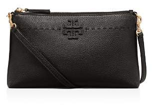 Tory Burch McGraw Small Leather Crossbody