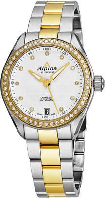 Alpina Women's Comtesse Diamond Watch