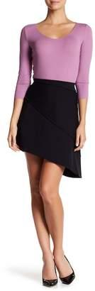 Wolford Baily Asymmetrical Mini Skirt