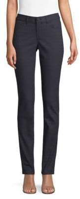 Lafayette 148 New York Jacquard Wooster Jeans