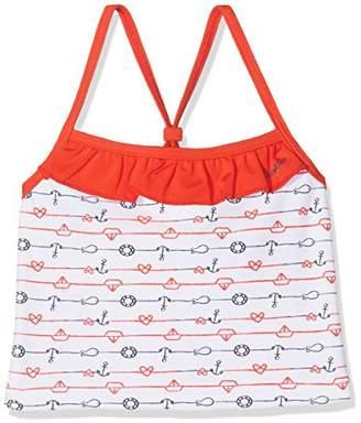 Sterntaler Baby Girls' Badetop Swim Shirt,9-12 Months