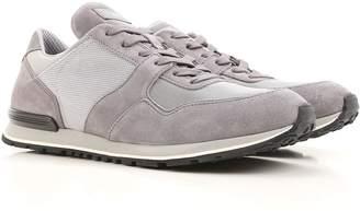 Tod's Multi Fabric Running Sneaker