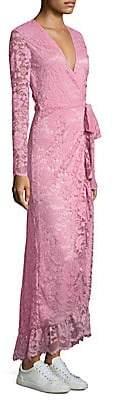 Ganni Women's Flynn Lace Dress