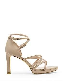 Edward Meller Sasha90 Strappy Platform Sandal
