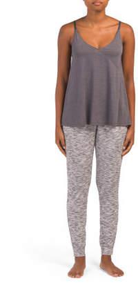 Space Dyed Camisole Pajama Set
