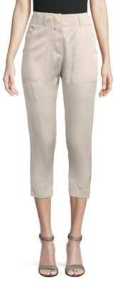 Brunello Cucinelli Classic Cropped Pants