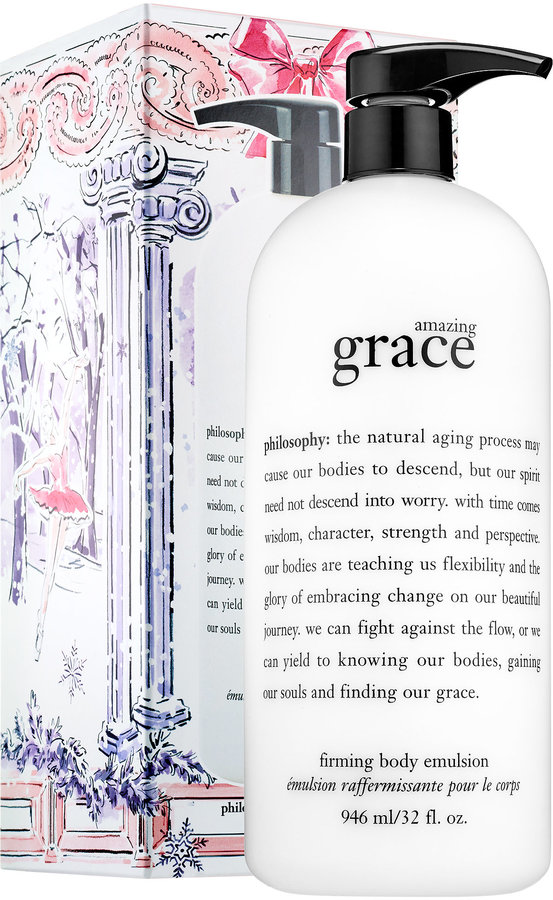 Philosophy philosophy Amazing Grace Firming Body Emulsion Holiday Edition