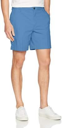 Izod Men's Flat Front Shorts
