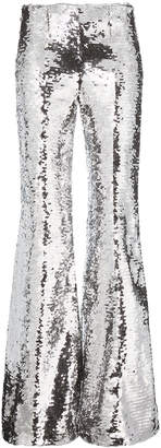Dondup sequined flared trousers
