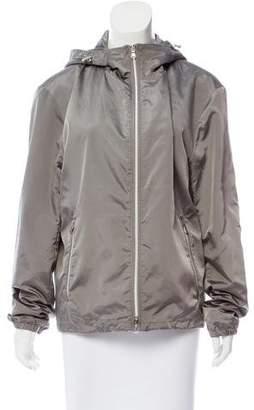 Ralph Lauren Hooded Oversize Jacket