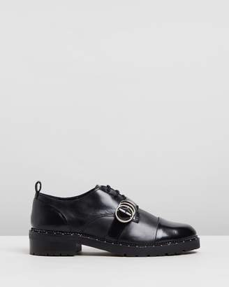 Bronx Kingdom Leather Low Shoes