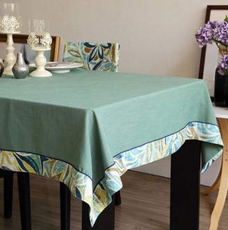 L&QQ home L&QQ Talecloth farics cotton, linen and fresh American country retro coffee tale tale cloth talecloth dining tale can e customized