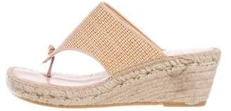Andre Assous Wedge Slide Sandals