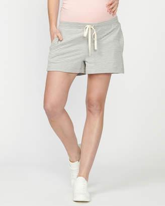 Dylan Stripe Shorts