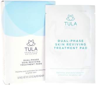 TULA PROBIOTIC SKINCARE Dual Phase Skin Reviving Treatment Pads