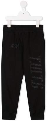 Kokon To Zai TWTC glitter track pants