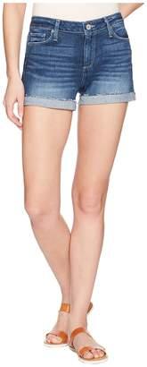 Paige Jimmy Jimmy Shorts w/ Raw Cuff Hem in Kylen Women's Shorts