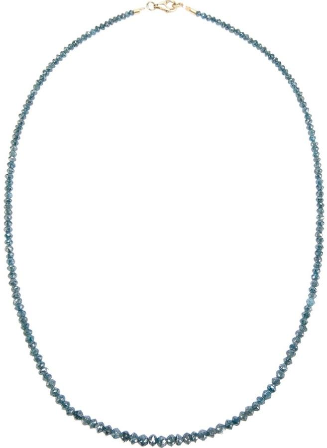 Uzerai Edits faceted diamond necklace