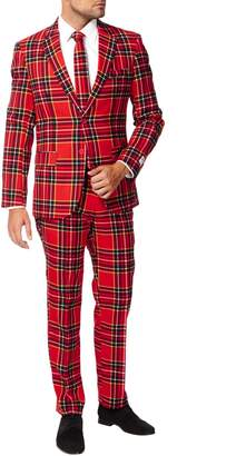 Opposuits The Lumberjack 3-Piece Jacket, Trousers and Tie Set