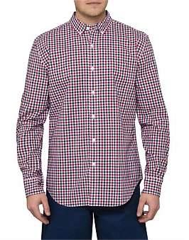 David Jones Bold Gingham Check Shirt