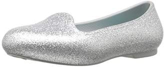 Crocs Girls' Eve Sparkle K Flat