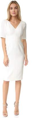 Black Halo Jeanette Sheath Dress $345 thestylecure.com